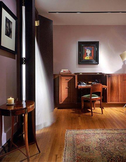 Madonnanın evində kabinet